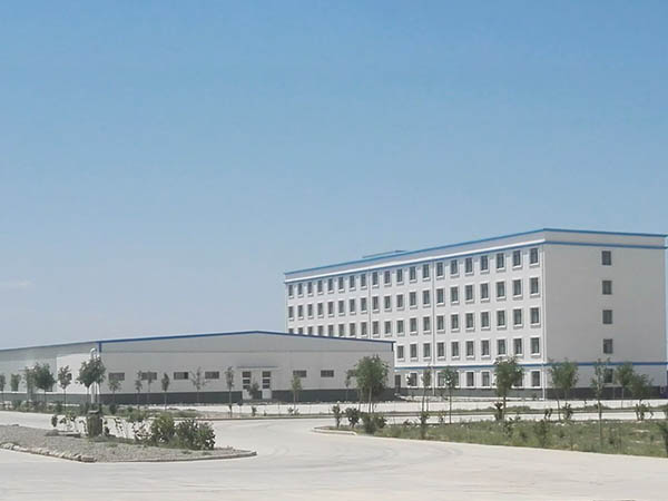 New pet food factory in gansu started to build