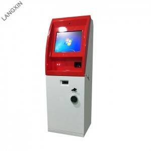 Floor Standing Bitcoin Machine One Way Two Way Easy Installation