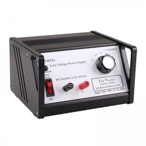 6V Regulated DC Single output student power supply