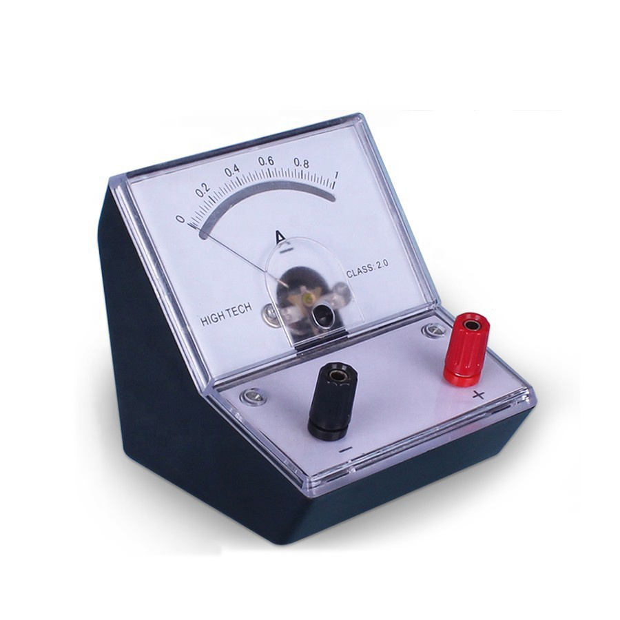 Education meter Analog DC Voltmeter