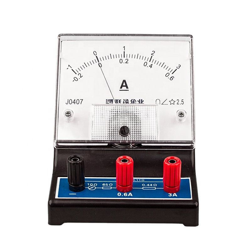 Hot New Products Analog Galvanometer - high precision Analog DC current amps Meter Ammeter – Lianying