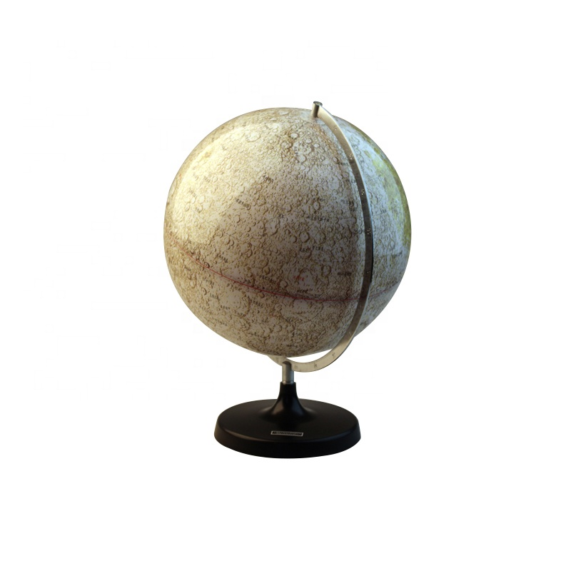 the model of moon / plastic moon globe