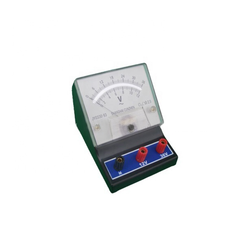 Electric meter analog ac voltmeter