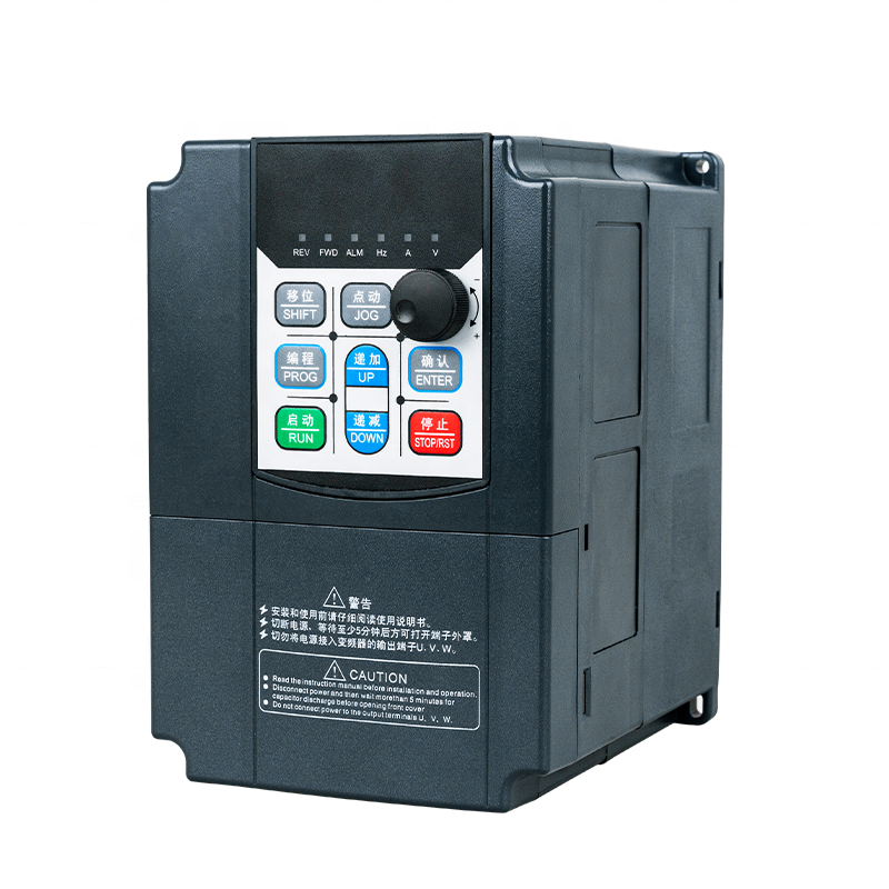 2.2kw variable frequency drive 380vac 3 phase inverter motor 50hz to 60hz frequency converter