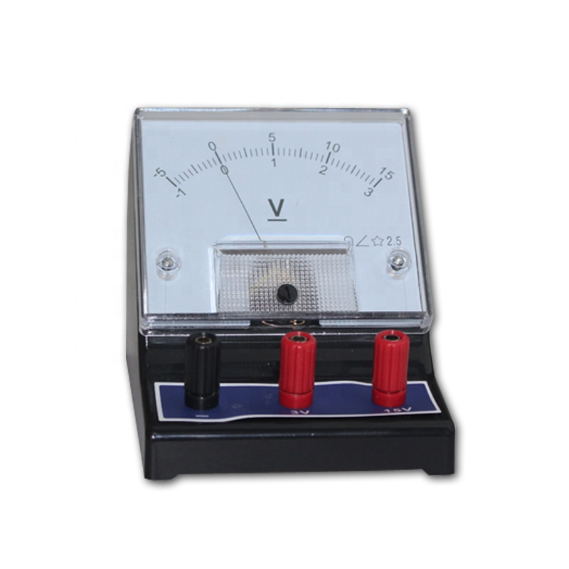 Cheap price electrical meter analog dc voltmeter
