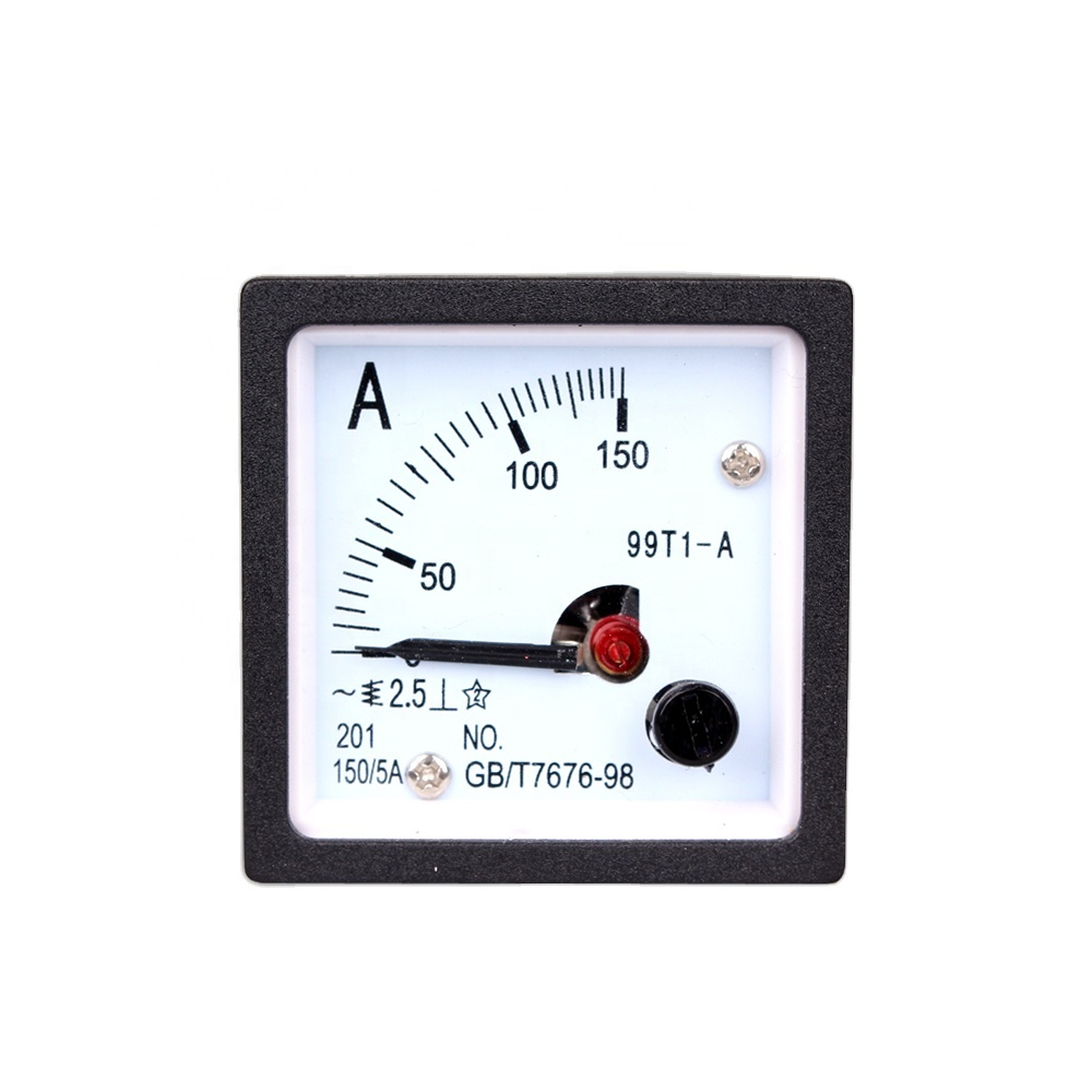 2019 High quality Analog Voltmeter - Hot Selling 48*48mm AC Voltmeter Analog Panel Meter – Lianying