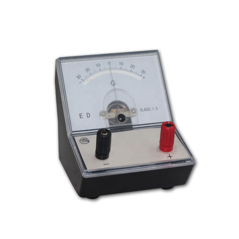 Sensitive Analog Galvanometer meter current meters
