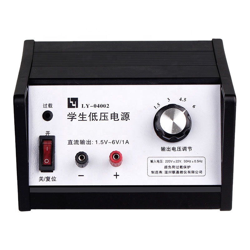 student 1.5v dc power supply