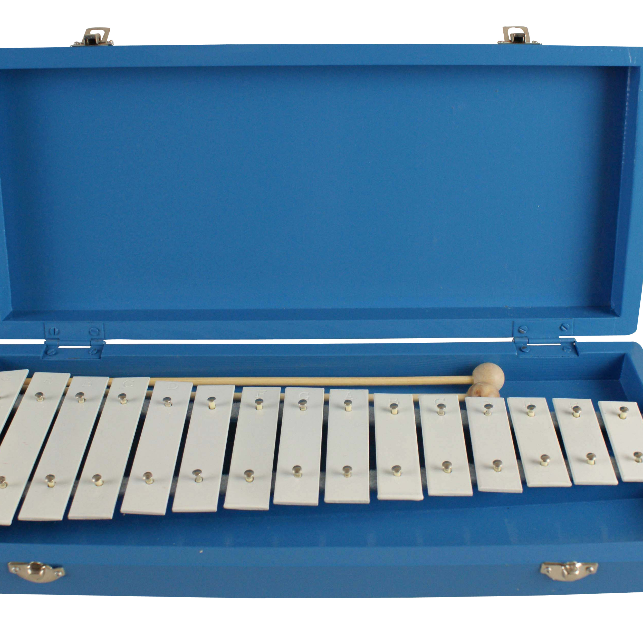 1 Set 8 Tones Xylophone Glockenspiel DIY Sound Brick Rhythm Toys for Children Music Enlightenment Toys