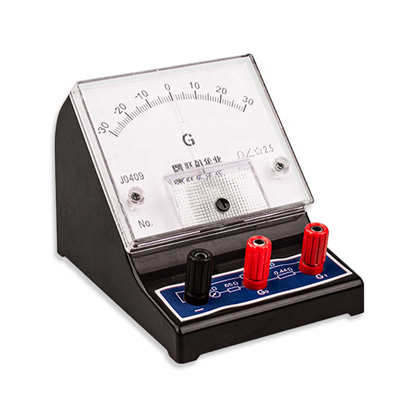 300ua dc sensitive analog galvanometer for physics Featured Image