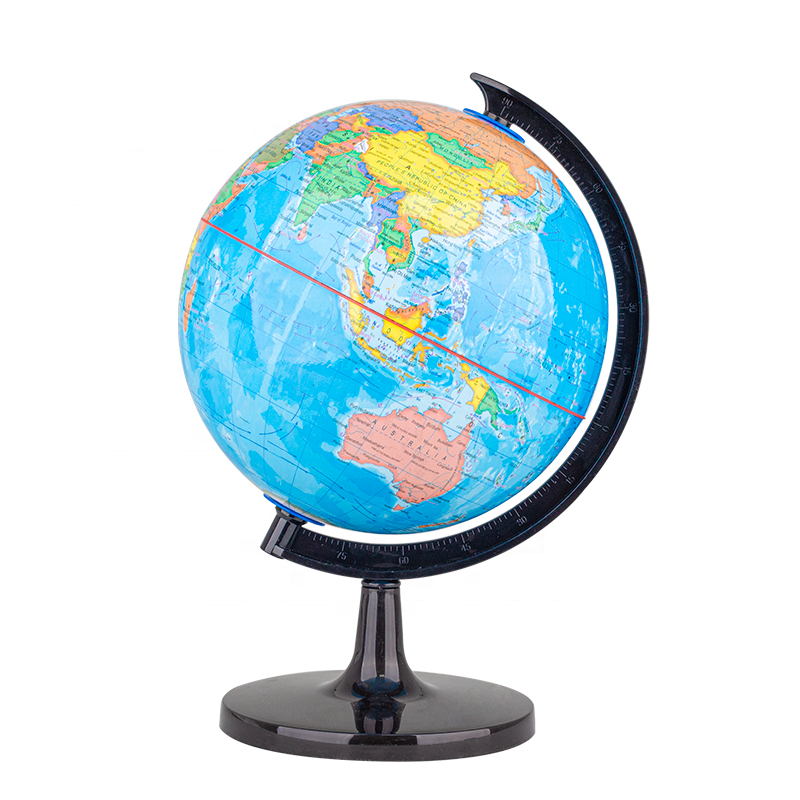 2019 wholesale price Physical Globe - mini earth physical political globe for geography – Lianying