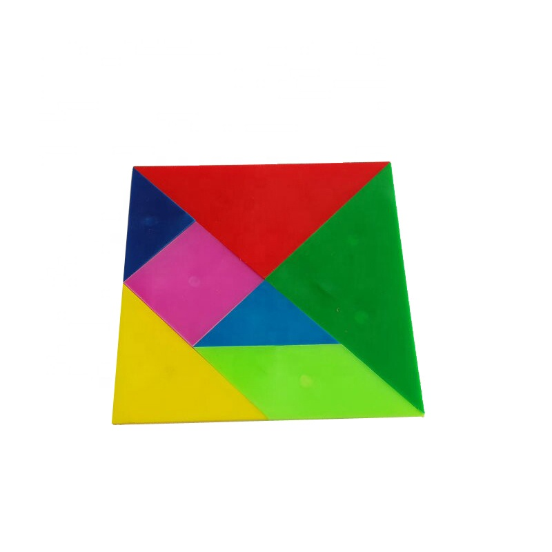 Showing Anchor Puzzle tangram