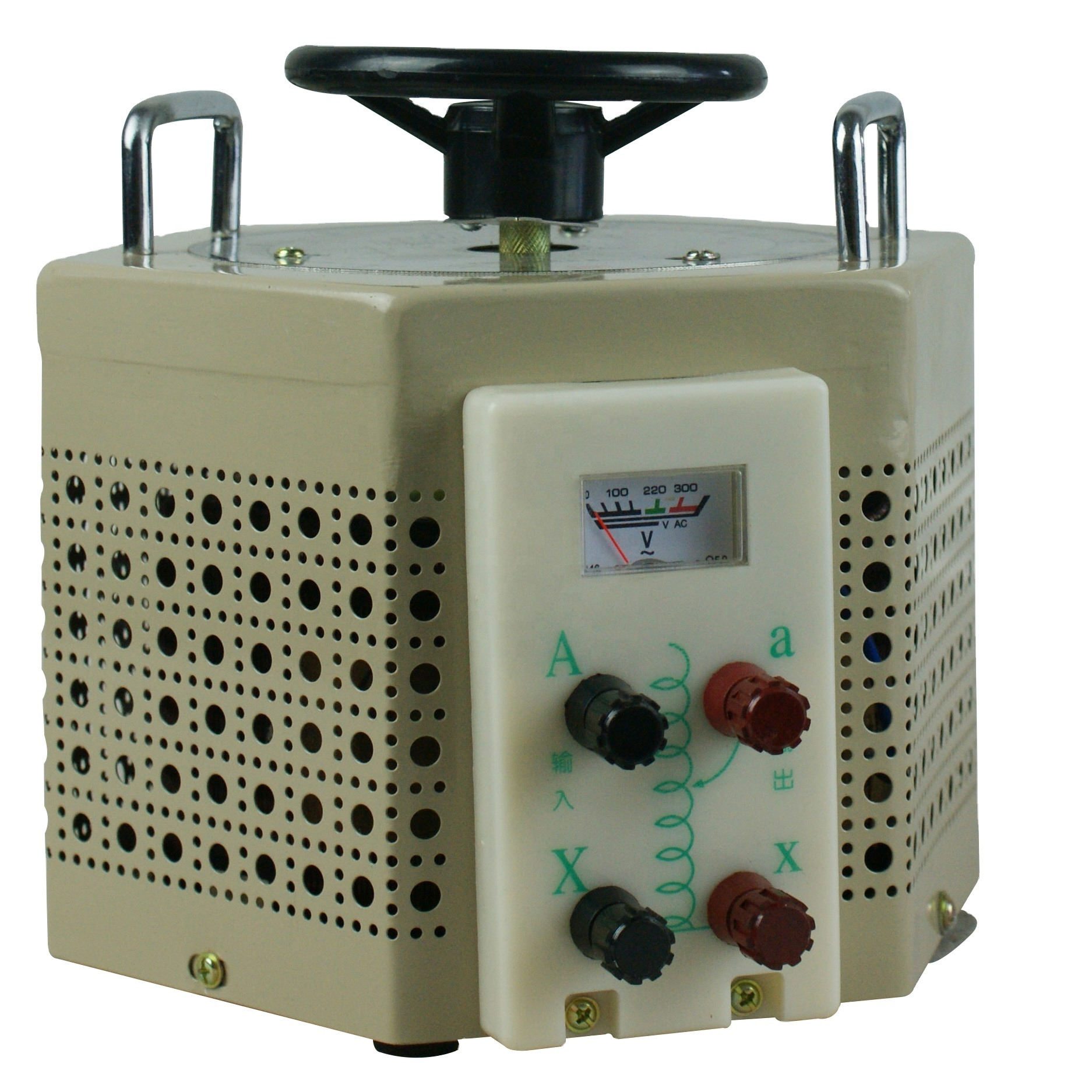 voltage regulator used in lab equipment
