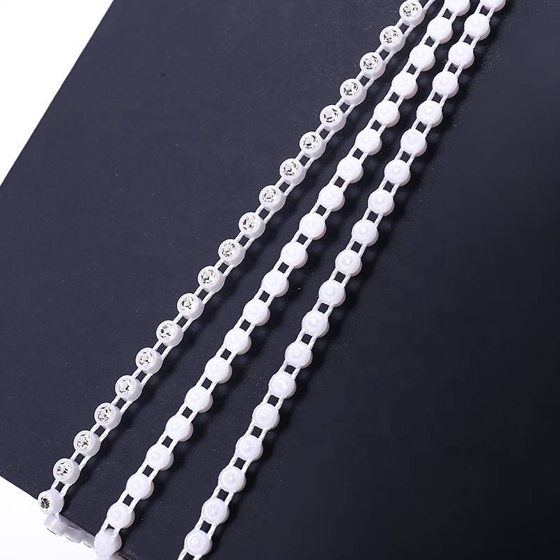 Exclusive Excellent Quality Single Rhinestone Banding Trimming