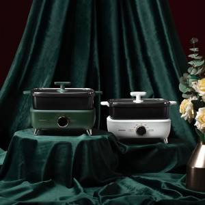 Multi-functional cooking pot