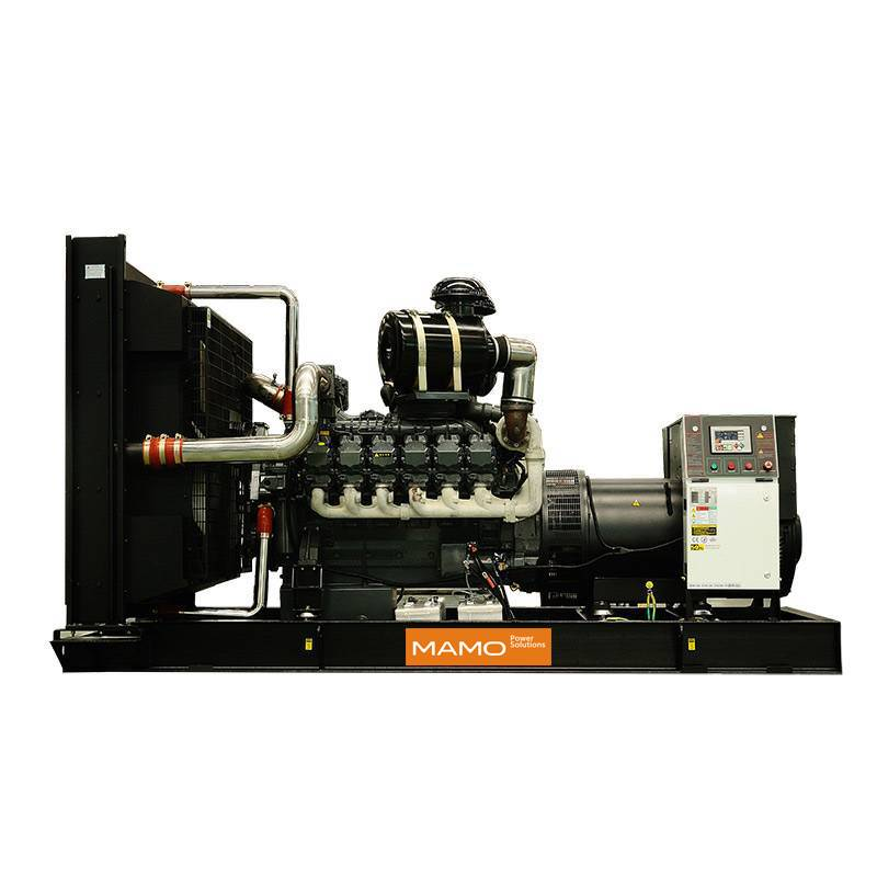 Good Quality Open Diesel Generator - Deutz – Mamo