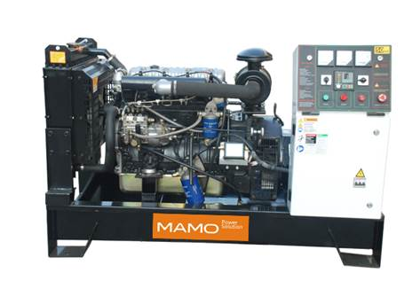 Precautions of starting up and using a diesel generator sets