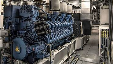 How to identify reconditioned diesel generator set
