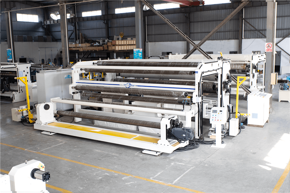 2m-6m High speed slitting machine