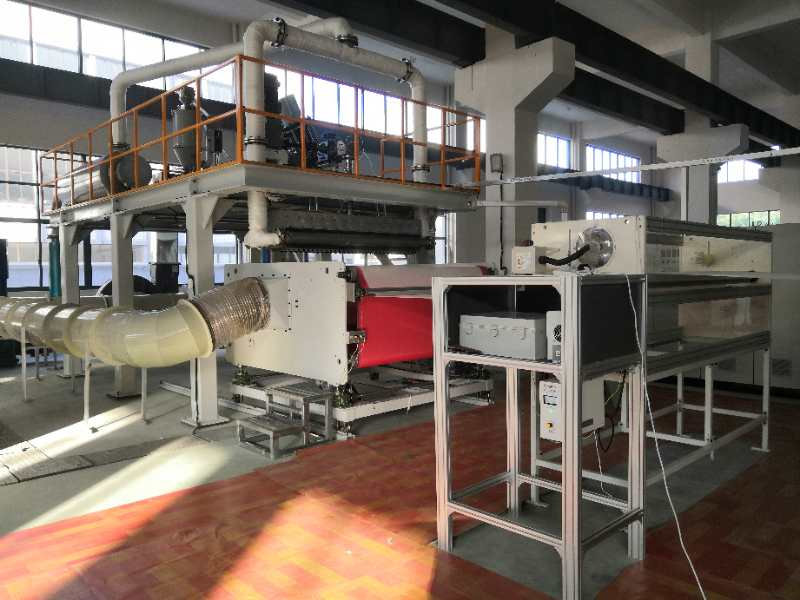1.6m melt-blown fabric production line Featured Image
