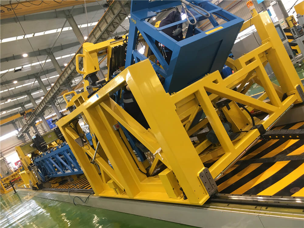 Escalator tooling assembly line Featured Image