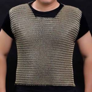 Chainmail Armor Protecting Your Safety
