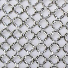 Chainmail CurtainDecorates Your Room And Office