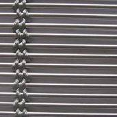 Decorative Mesh for Building Cladding