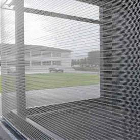 Conveyor Belt Mesh Suitable for Building Facade and Cladding. Featured Image