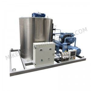 10T flake ice machine