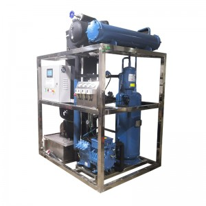 5T tube ice machine