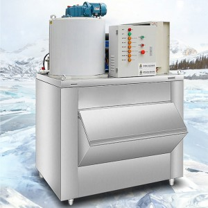 0.5T flake ice machine