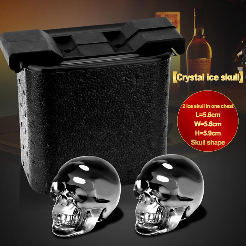 Skull ice molds Featured Image