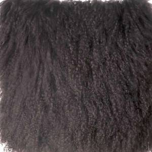 Genuine fur Tibet long wool pillows
