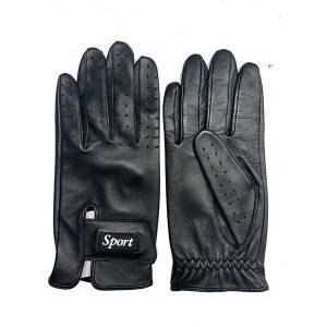 Ladies sheep leather sport gloves