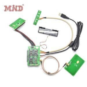 T10-DC2 Module Smart Card Reader Module Support ISO7816 contact/ contactless/magnetic card