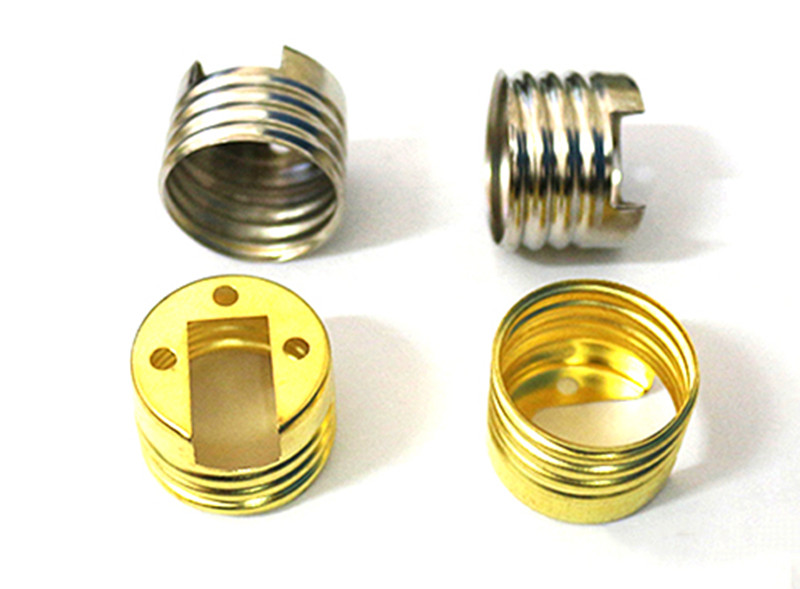 OEM Metal Stamping Parts for Lamp Holder