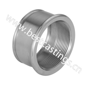 Customize Stainless Steel CNC Machining Part