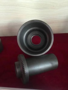 Cast iron conical gear