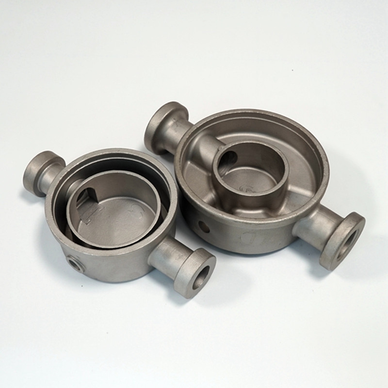 Investment Casting Manifold and Cap Parts