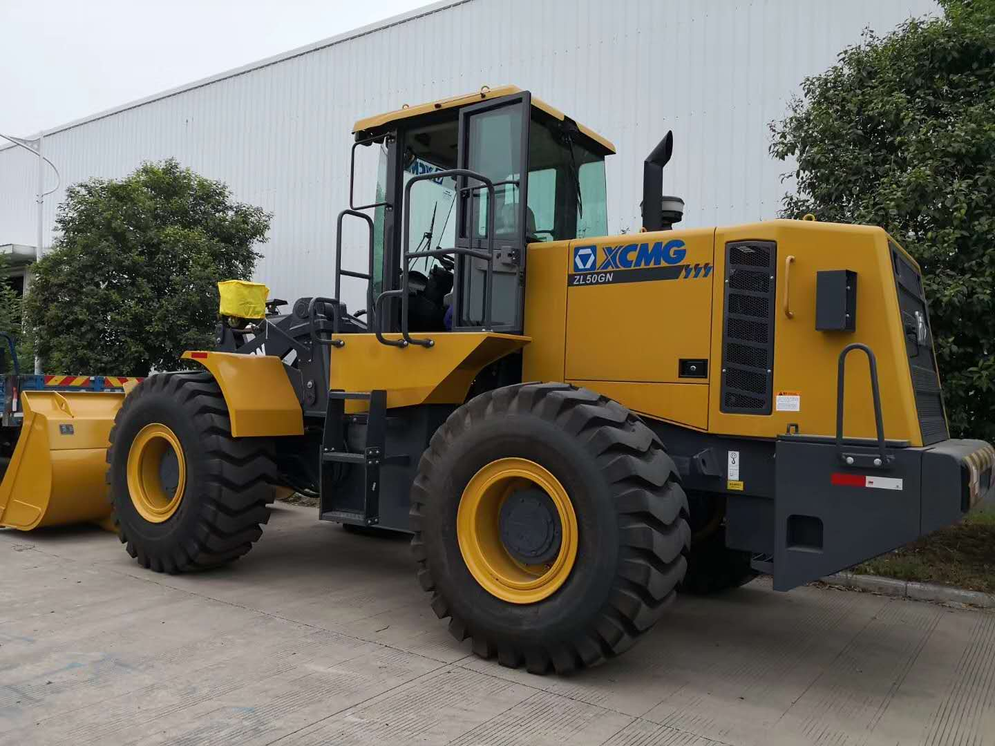 XCMG wheel loader Featured Image