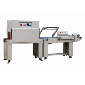 BTL-450+BM-500Semi-Auto L Type Shrink Packaging Machine