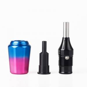 30mm Gradient color Adjustable Tattoo Cartridge Grip