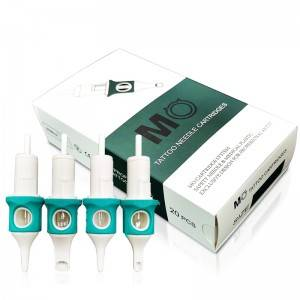 MO Needle Cartridges with soft Membrane