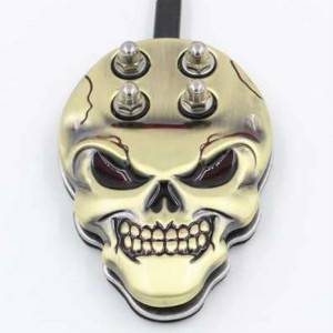 New Skull Premium Quality Tattoo Foot Switch
