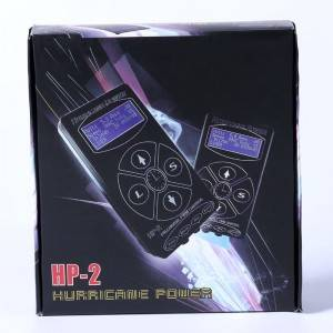 Digital power source Standard Precision HP-2 Tattoo Power Supply