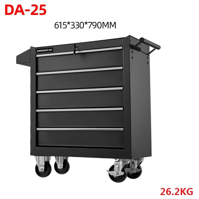 Strengthen five & Seven drawers tattoo tool cart/tattoo tool cabinet mobile tool cart parts cabinet