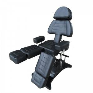 Multifunctional hydraulic rotation adjustable tattoo chair for professional tattoo artist & Senior tattoo studio