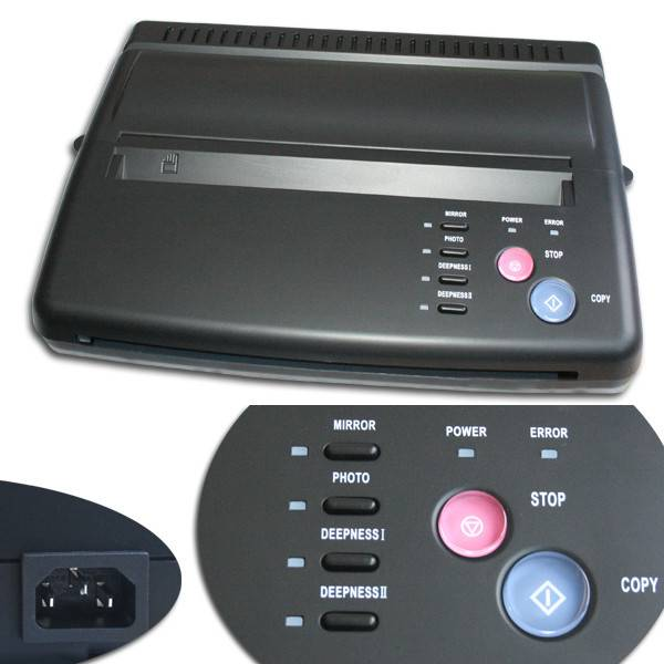 Professional Tattoo Thermal Copier, Transfer printer machine Featured Image