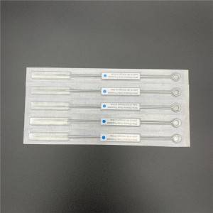 Blue Dot Tattoo Needles with disinfection tablets